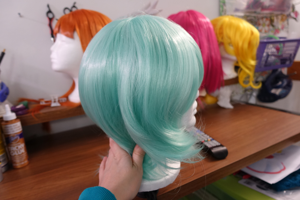 Custom Wig Head Tutorial By Vc